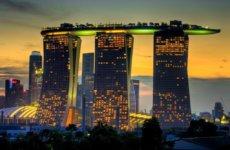 Сингапур — город-страна с поразительным решением вопроса загруженности дорог