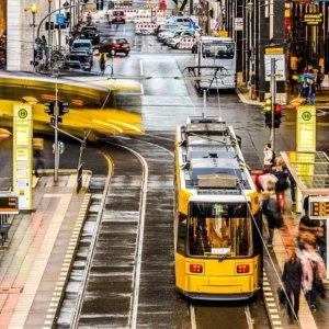 Берлин — Общественный транспорт, цены, билеты, как пользоваться. Метро, автобусы, трамваи, такси.